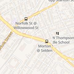Directions for No 1 Restaurant in Mattapan, MA 914 Morton St