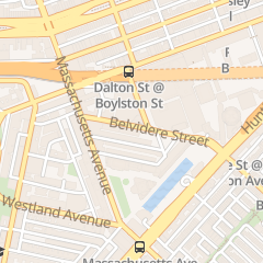 Directions for Anthony Pino Salon in Boston, MA 41 Belvidere St