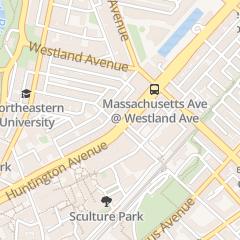 Directions for Salon 2 in Boston, MA 281 Huntington Ave Ste B