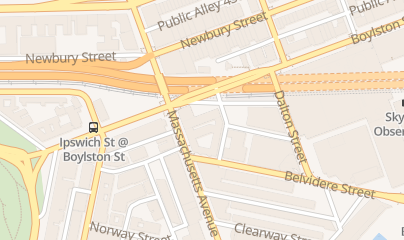 Directions for Berklee Performance Center in Boston, MA 136 Massachusetts Ave