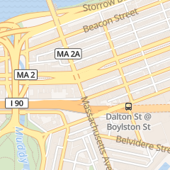 Directions for Ojee's in Boston, MA 88 Massachusetts Ave