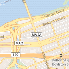 Directions for The Corner Tavern in Boston, MA 421 Marlborough St