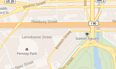 Directions for Axis in Boston, MA 13 Lansdowne St