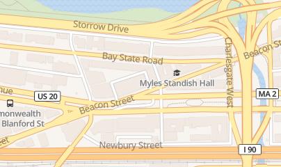 Directions for The Boston Language Institute in Boston, MA 648 Beacon St, USA