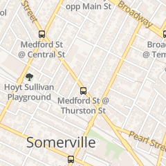Directions for T V Nails and Spa in Somerville, MA 391 Medford St