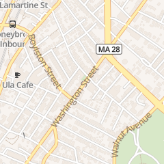 Directions for Gala Nails in Jamaica Plain, MA 3137 Washington St