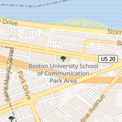Directions for Neighborhood Network News in Boston, MA 640 Commonwealth Ave