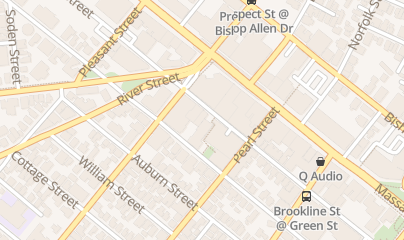 Directions for Green Street in Cambridge, MA 280 Green St