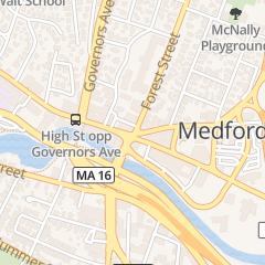 Directions for Arianna Skin Care in Medford, MA 5 High St Ste 204