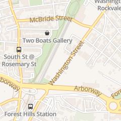 Directions for Naca Boston Office in Jamaica Plain, MA 3593 Washington St