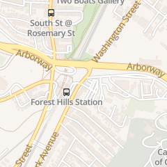 Directions for The Dogwood Cafe in Jamaica Plain, MA 3712 Washington St