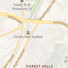 Directions for Oriental House in Jamaica Plain, MA 3704 Washington St