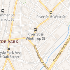 Directions for El Rancho Cafe in Hyde Park, MA 1158 River St