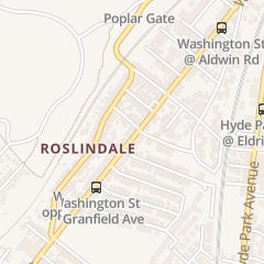 Directions for Arboretum Grill in Roslindale, MA 4025 Washington St