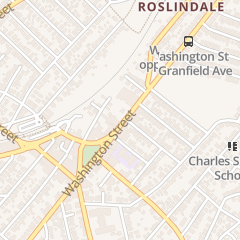 Directions for Robyn's Bar & Grill in Roslindale, MA 4195 Washington St