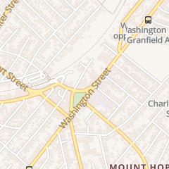 Directions for New England College of Optometry in Roslindale, MA 4199 Washington St