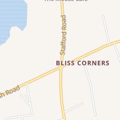 Directions for Alcheldo's Pizza in Tiverton, RI 1715 Stafford Rd