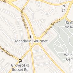 Directions for Mandarin Gourmet in Chestnut Hill, MA 1020 W Roxbury Pkwy