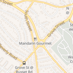 Directions for Putterham Grille in Chestnut Hill, MA 1012 W Roxbury Pkwy