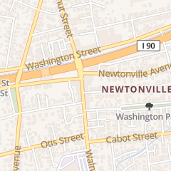 Directions for Sal's Barber Shop in Newtonville, MA 320 Walnut St