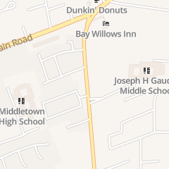 Directions for Flat Waves in Middletown, RI 1130 Aquidneck Ave