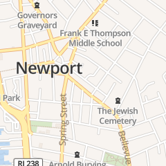 Directions for Newport Historical Society in Newport, RI 82 Touro St