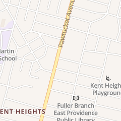 Directions for d'Oliveira & Associates in East Providence, RI 2540 Pawtucket Ave