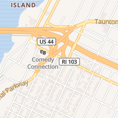 Directions for Comedy Connection in East Providence, RI 39 Warren Ave