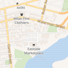 Directions for Eastside Marketplace in Providence, RI 165 Pitman St