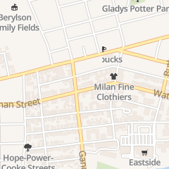 Directions for Burns & Cotter Inc Insurance in Providence, RI 206 Waterman St