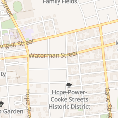 Directions for Nature Conservancy in Providence, RI 159 Waterman St