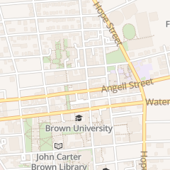 Directions for Brown University in Providence, RI 244 Thayer St