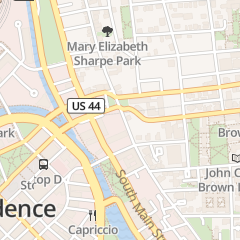 Directions for Rhode Island School of Design in Providence, RI 224 Benefit St