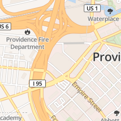 Directions for Providence Bruins in Providence, RI 1 LA Salle Sq