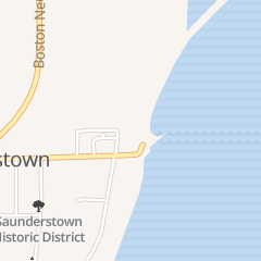 Directions for Saunderstown Yacht Club in Saunderstown, RI 25 Waterway Ext