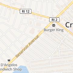 Directions for Blend Cafe in Cranston, SD 745 Reservoir Ave.