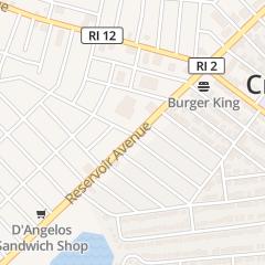 Directions for D'oliveira & Associates Pc in Cranston, RI 751 Reservoir Ave