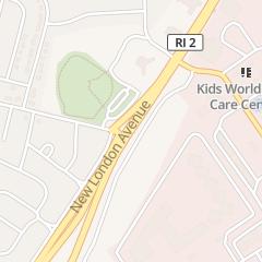 Directions for CHAPEL ASSOC LLC in Cranston, RI 1000 Chapel View Blvd