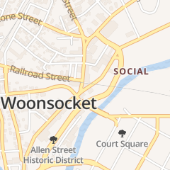 Directions for Family Resource Community Action Program in Woonsocket, RI 245 Main St