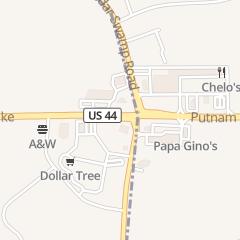 Directions for Kentucky Fried Chicken in Greenville, RI 421 Putnam Pike