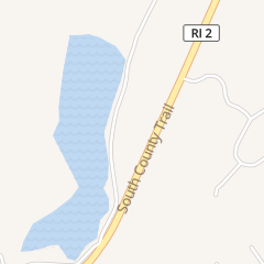 Directions for Allens Health Center Inc in West Kingston, RI 2115 S County Trl