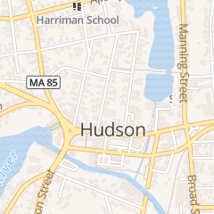 Directions for Citizens Bank in Hudson, MA 17 Pope St Ste 1