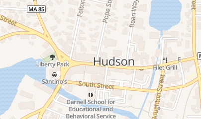 Directions for Murphy Insurance Agency in Hudson, MA 50 Main St