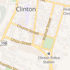 Directions for Sovereign Bank in Clinton, ma 79 High St