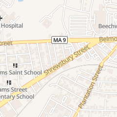 Directions for Frank P Fechner MD - Facial Plastic Surgery in Worcester, MA 428 Shrewsbury St