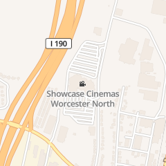 Directions for Showcase Cinemas Worcester North in Worcester, MA 135 Brooks St