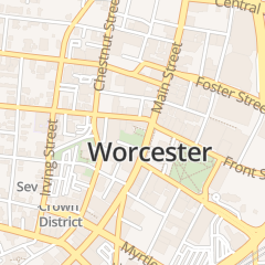 Directions for Chamber of Commerce in Worcester, MA 446 Main St Ste 15