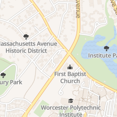 Directions for American Antiquarian Society in Worcester, MA 185 Salisbury St
