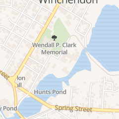 Directions for Beauvais Clifford P Ins Agcy in Winchendon, MA 1 Summer Dr