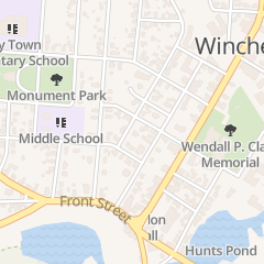 Directions for Betourney's Automobile Repair in Winchendon, MA 21 Spruce St